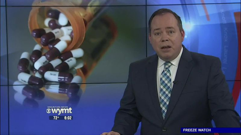 Kentucky officials discuss alarming increase in overdose deaths - 6 p.m.