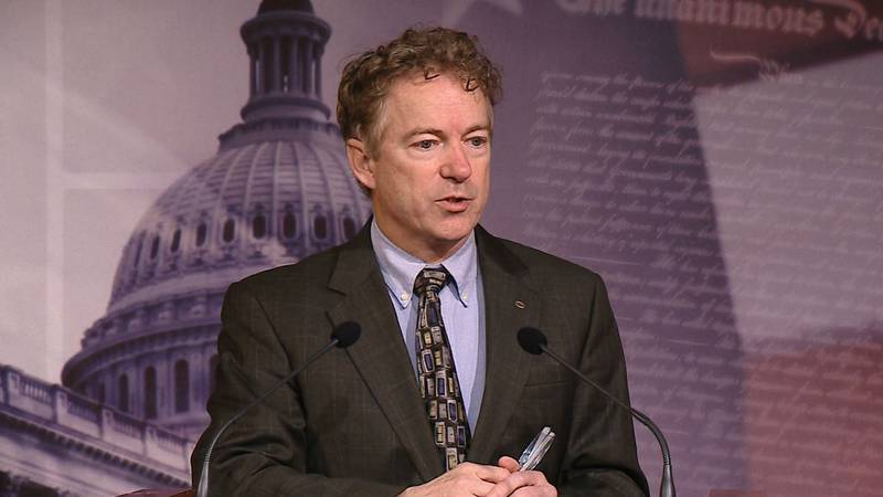 Senator Rand Paul says he'll be introducing a new bill that could be an alternative to calls...