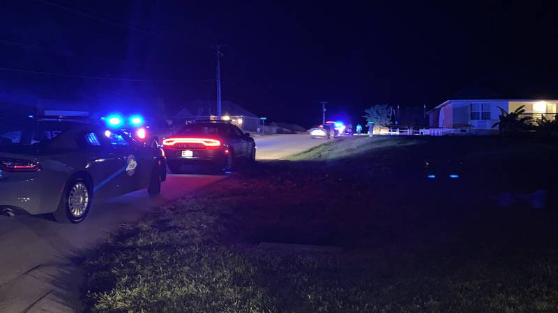 Kentucky State Police and Scott County Sheriff's deputies are investigating a shooting in a...