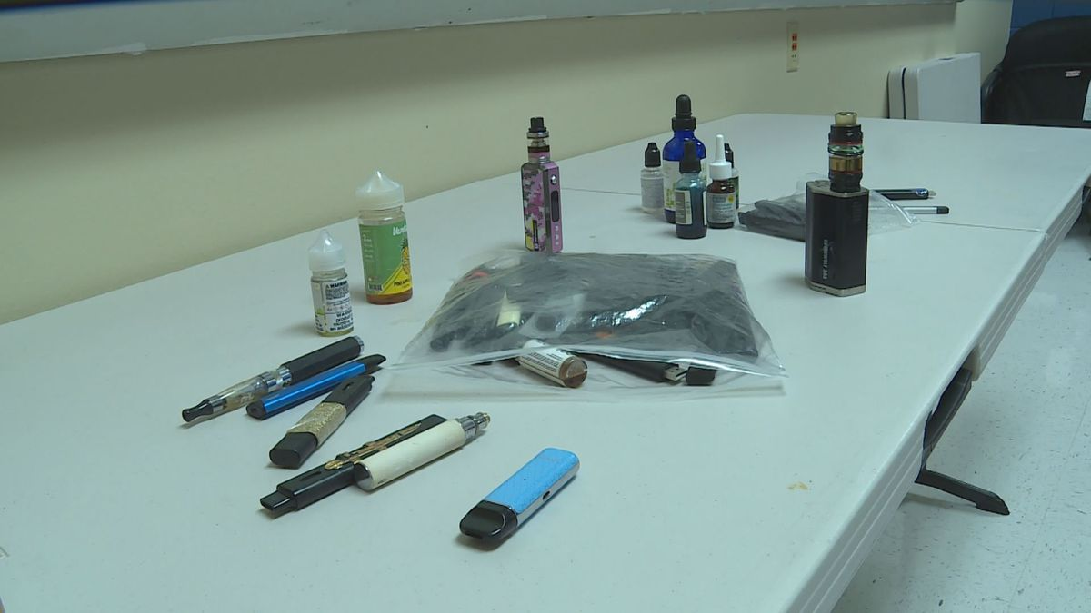 Friday, the FDA banned most fruit and mint cartridge-based vaping devices. It is one of the...