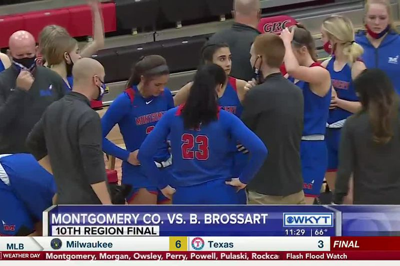 Montgomery Co. falls to Bishop Brossart in 10th Region title game