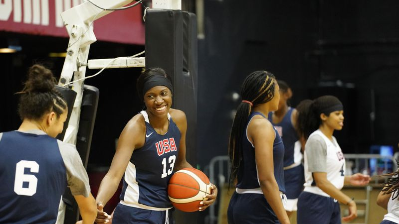 Howard Named to USA Basketball AmeriCup Team