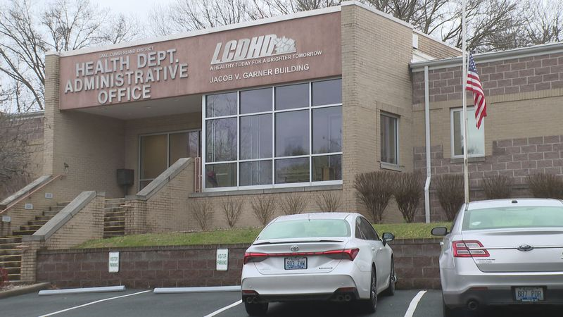 Health officials say the numbers have remained consistently high since Nov. 18.