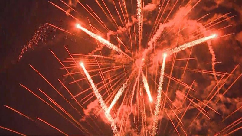 Veteran Jeremy Harrell overcame his negative reaction to fireworks and is hoping to encourage...