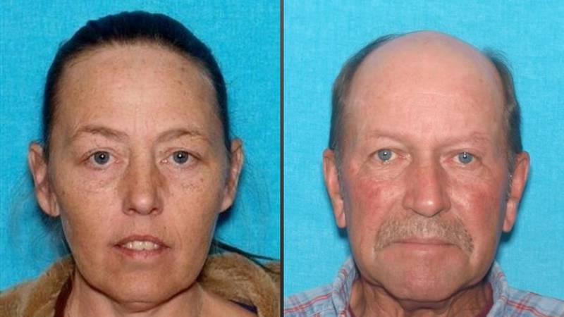 Tammy Beechum (left) was reportedly kidnapped by Thomas Hungerford (right) from a Cadiz, Ky....