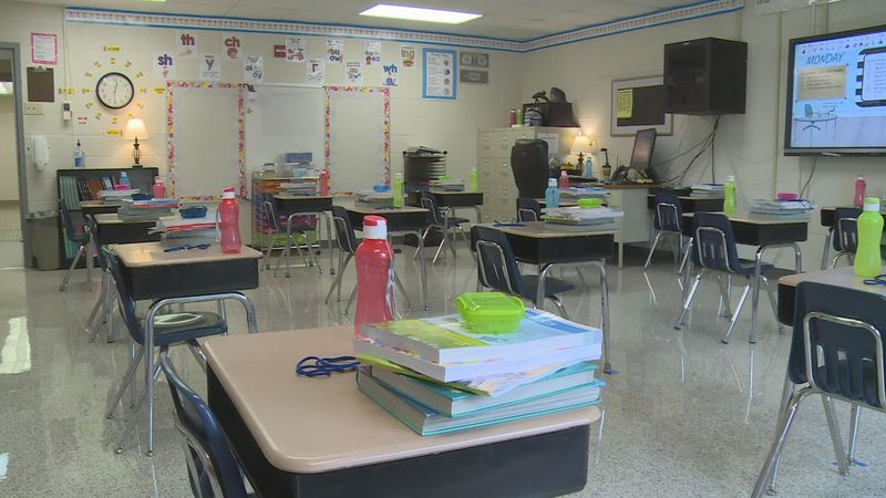 Fayette County Public Schools seem to be moving closer toward in-person instruction, but,...