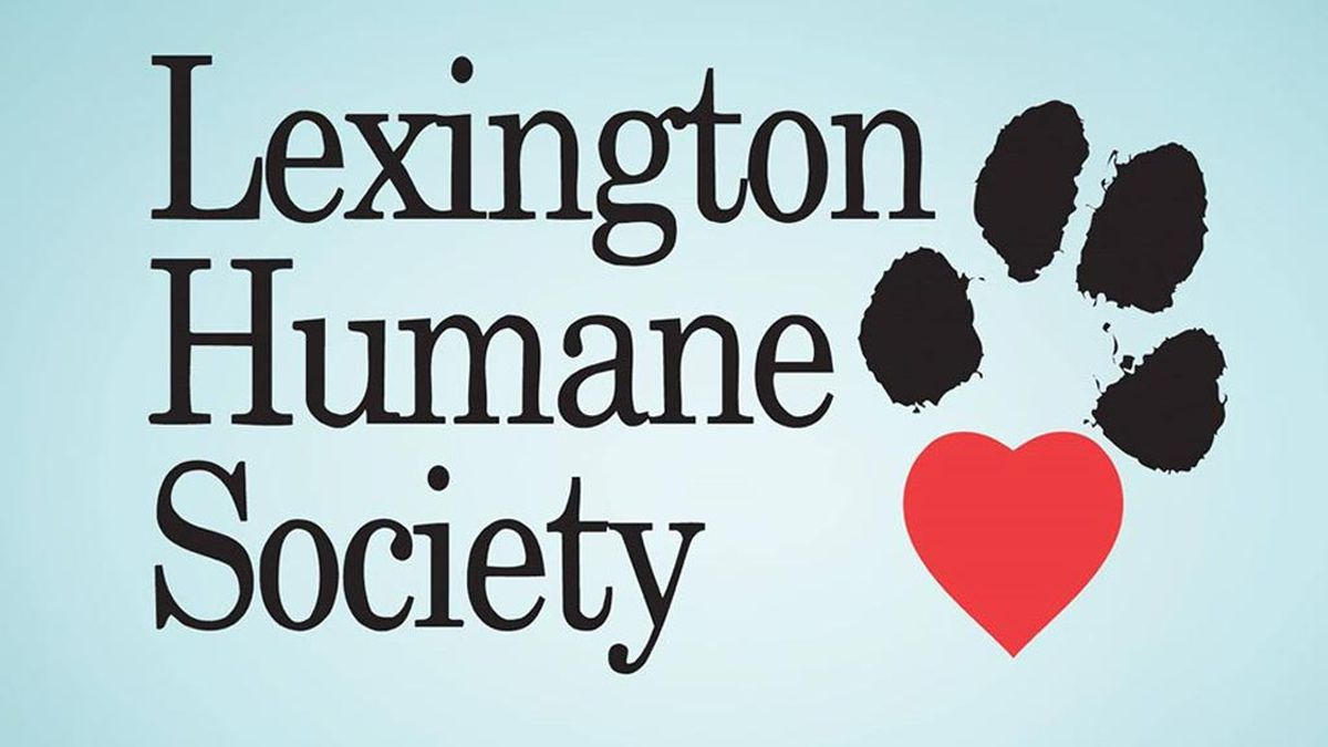 Lexington Humane Society launches new fundraising campaign to benefit  homeless animals