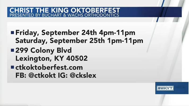 Christian Clickner, Kent Wedding - Christ the King Oktoberfest