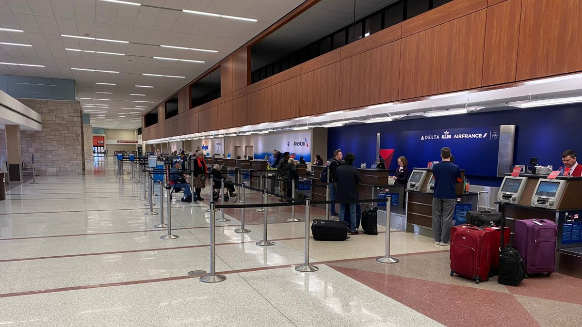 The travel ban goes into effect at midnight on Friday, March 13. (Photo: WKYT/Jim Stratman)