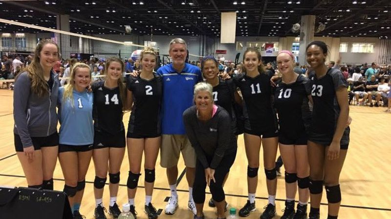 Chris Beerman, director of Lexington United Volleyball, passed away from COVID-19 at the age of...