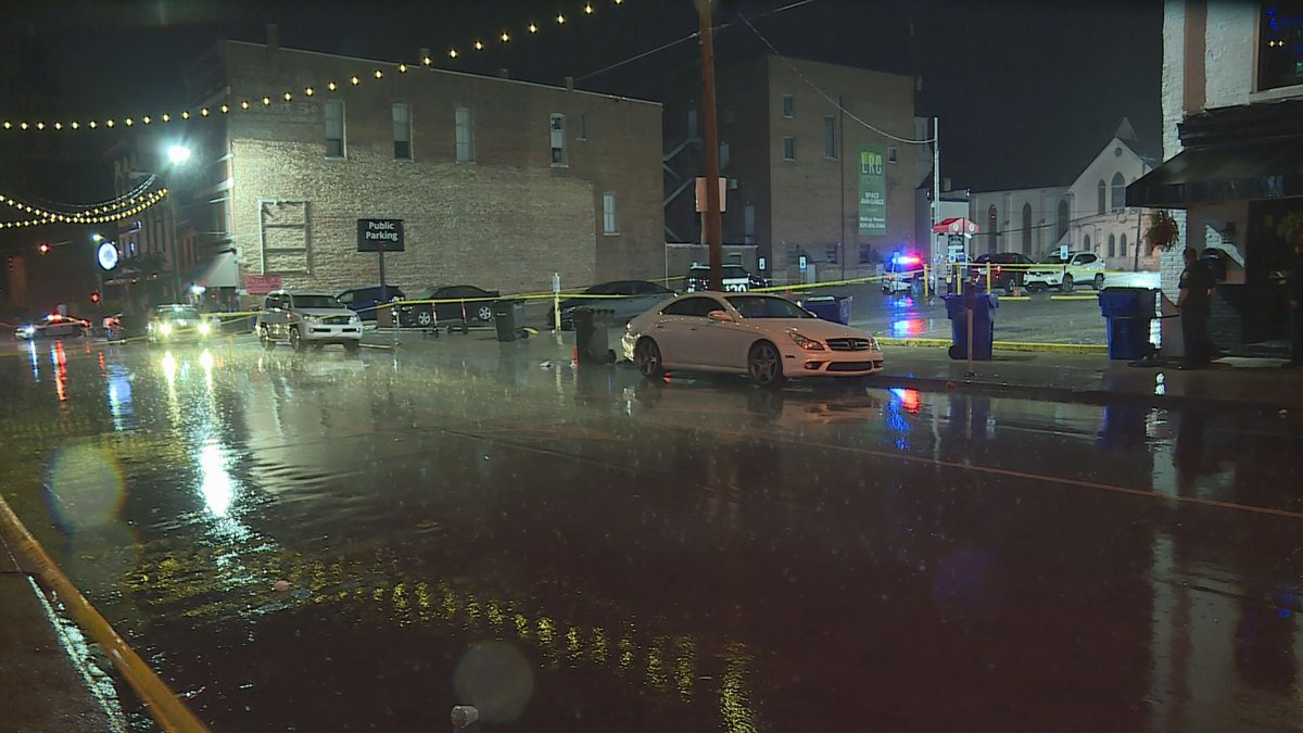 Police were called to the scene of a shooting at the corner of Mill and Short streets early...