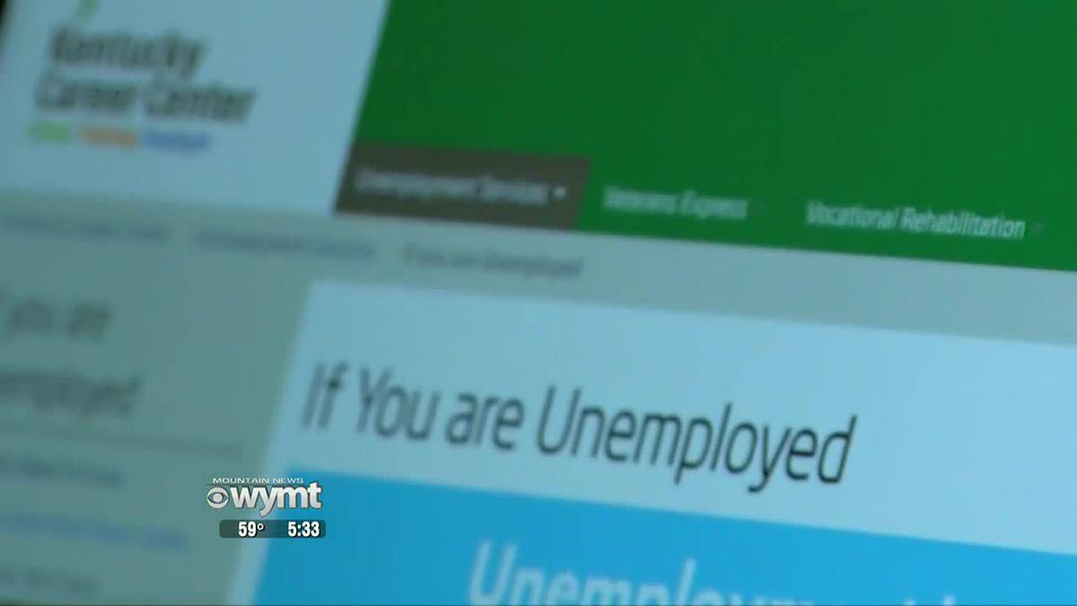 Kentucky unemployment - 5:30 p.m.