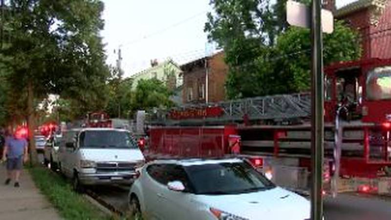 A 60-year-old Covington man died at University of Cincinnati Medical Center from a house fire...