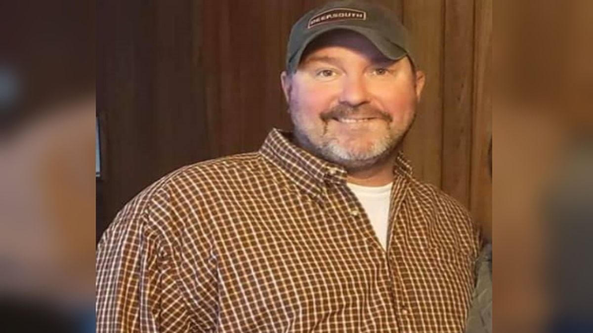 Jamie Fitzgerald was among the five men who went missing after a building collapse in Adams...