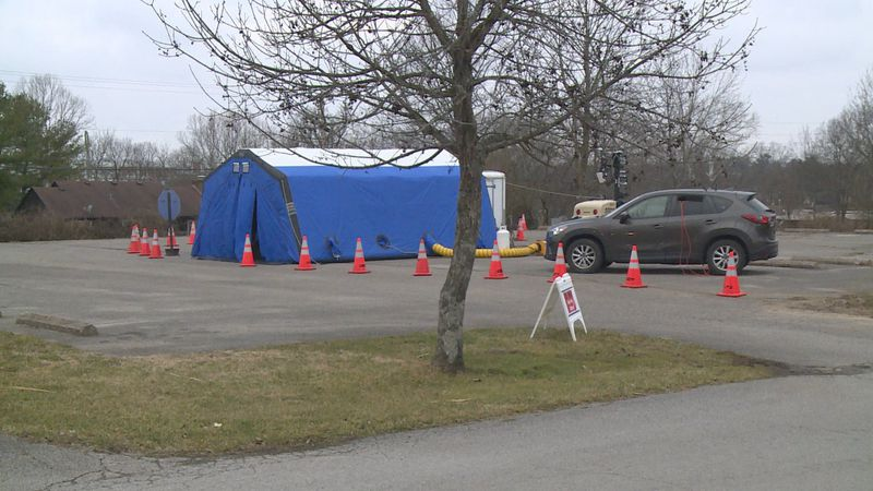 Lexington's Mobile Neighborhood Testing Program is continuing its work to bring tests to people...