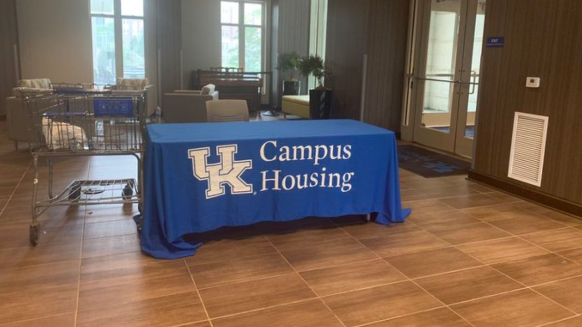 The University of Kentucky is experiencing a growing problem at its residence halls. (Shelby Lofton/WKYT)