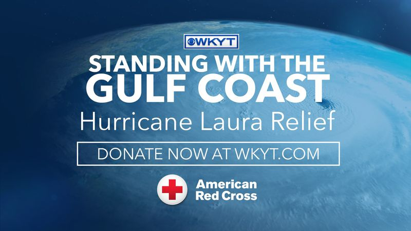 WKYT Red Cross Relief Drive