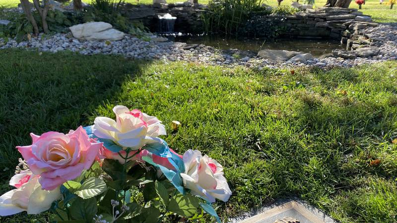 Greg O'Neal stepped in to offer his services to fix the fountain, but at a significantly...