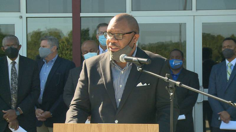 Black Faith Leaders in Lexington say their fight to promote racial equality is continuing.