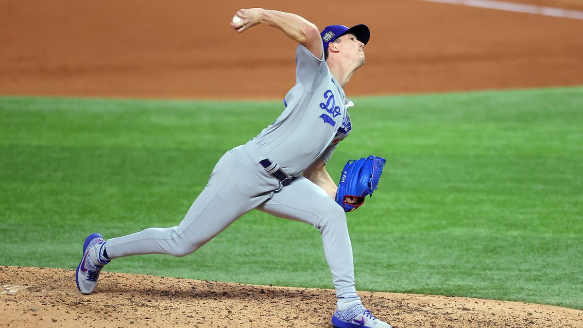 Walker Buehler struck out 10 over six dominant innings.
