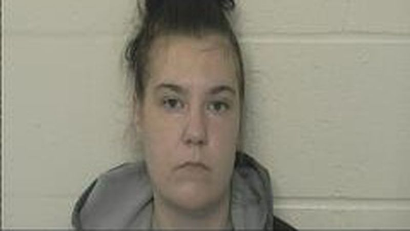 Twenty-six-year-old Shyanne Singh of Scottsburg was arrested last week on three felony counts...