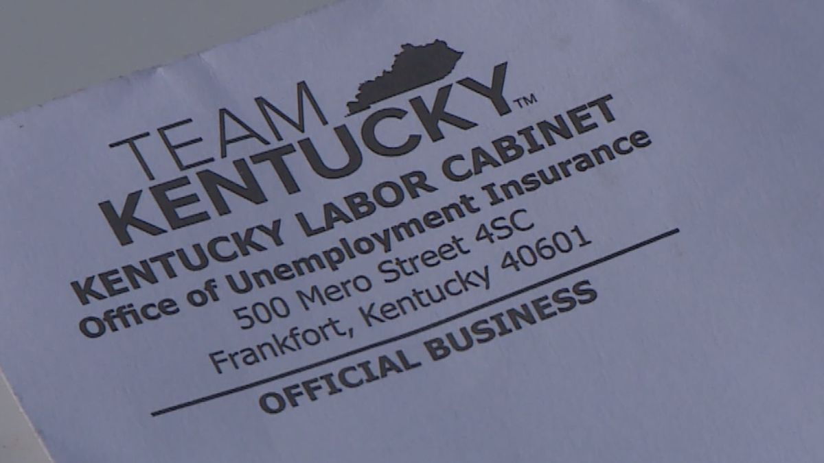 There are currently thousands of Kentuckians with unanswered unemployment claims. Some are...
