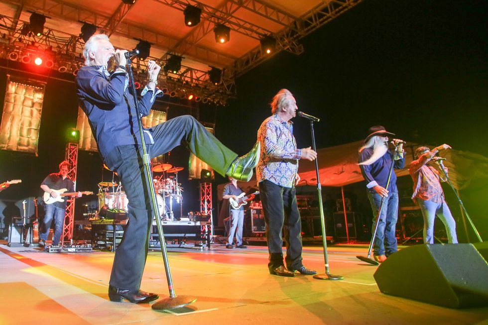 Organizers announced the lineup for this year's Texas Roadhouse Concert Series. Artists include the Oak Ridge Boys, Josh Turner, and Ginuwine.