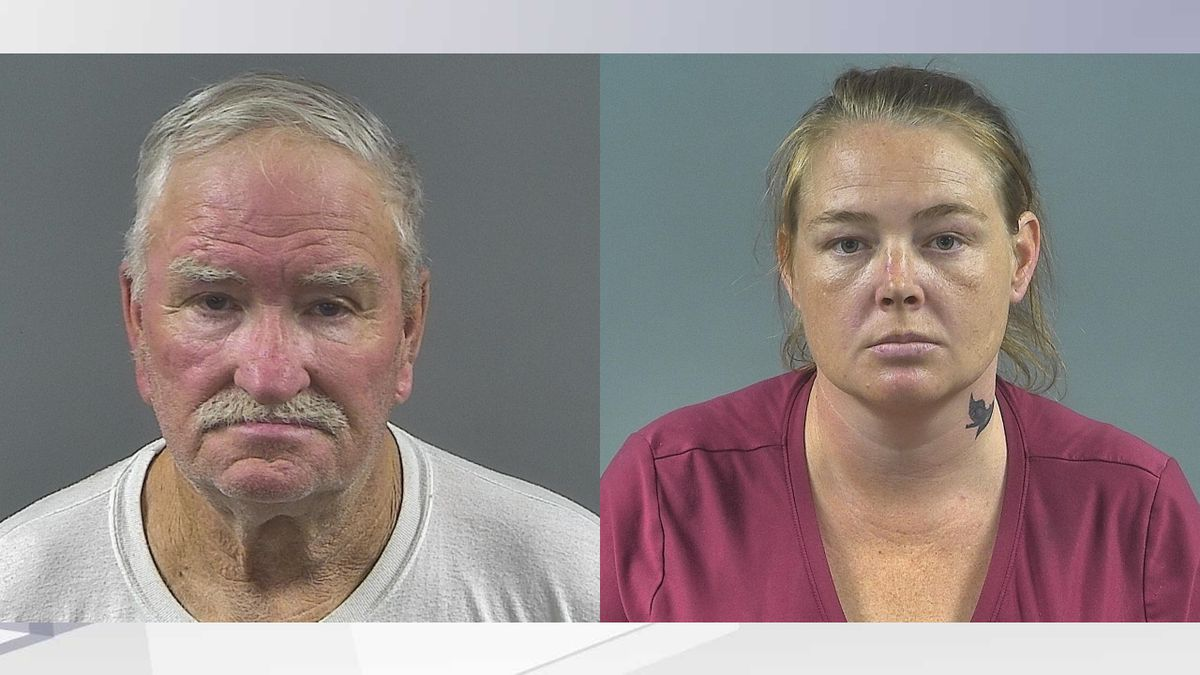 Jerry Cline and Latrisha LeGrand (Photos: Warren County Detention Center)