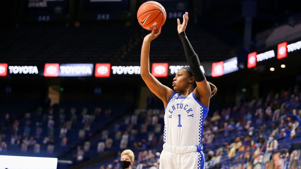 Robyn Benton had a season-high 15 points for the Cats