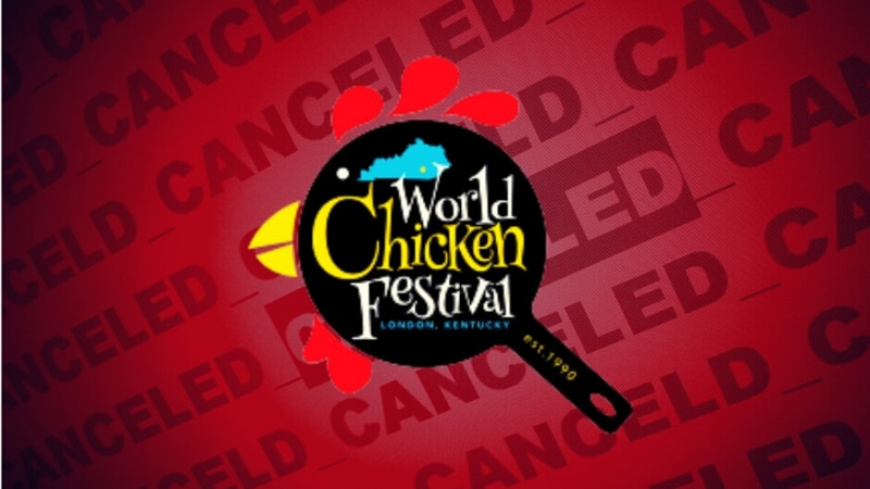 The World Chicken Festival in London will not take place this year due to the ongoing COVID-19...