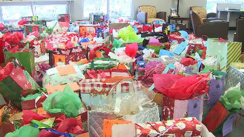 A local real estate company is helping the elderly feel special this Christmas. The company is...