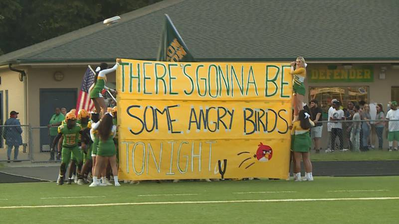 Bryan Station improves to 2-1.