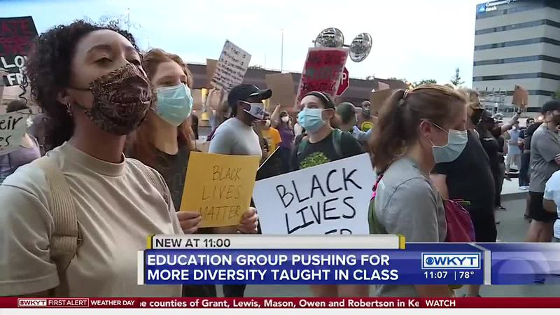 Ky. education group pushing for more diversity to be taught in schools