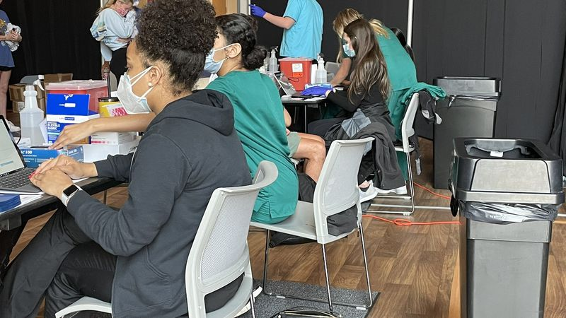 Ushering in a more normal return to campus in the fall, UK students are now able to get the...