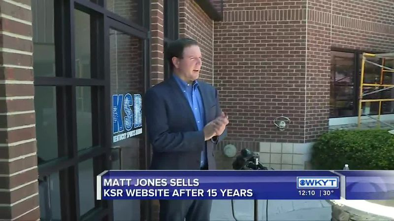 Matt Jones says he has sold Kentucky Sports Radio