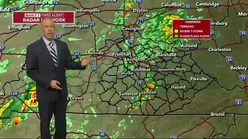 Chris Bailey's FASTcast | Severe Threat This Evening