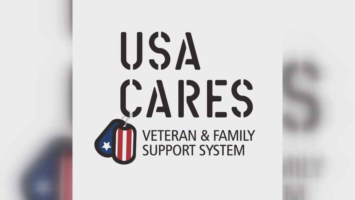 USA Cares is a non-profit organization that provides financial support to veterans and military families in need.