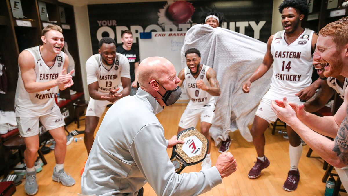 The Colonels went 22-7 this season, were ranked as high as No. 12 in the CollegeInsider.com Mid...