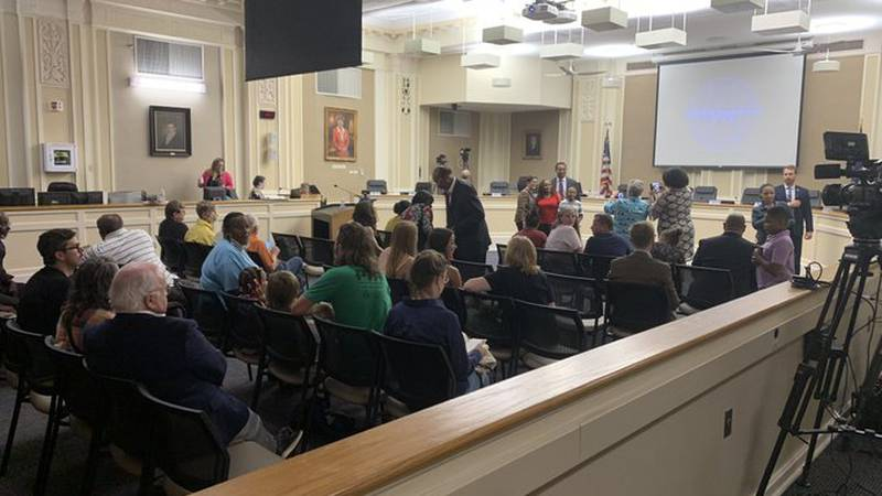 The Lexington Fayette Urban County Council voted in favor of an ordinance banning no-knock...