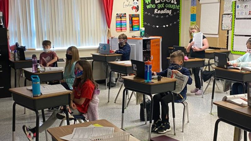 Students in Pulaski County have returned to the classroom.