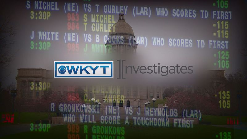WKYT Investigates | Sports betting in Kentucky