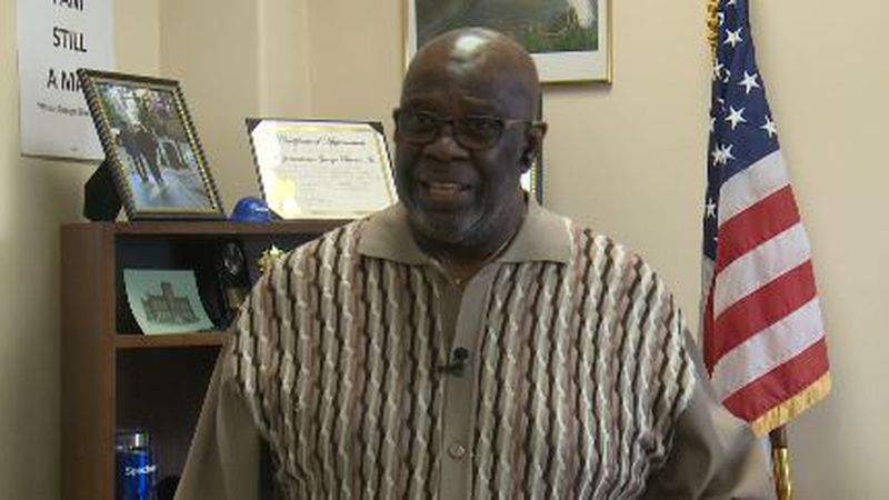 We spoke with Rep. George Brown Jr. Thursday afternoon about possible new legislation on the...