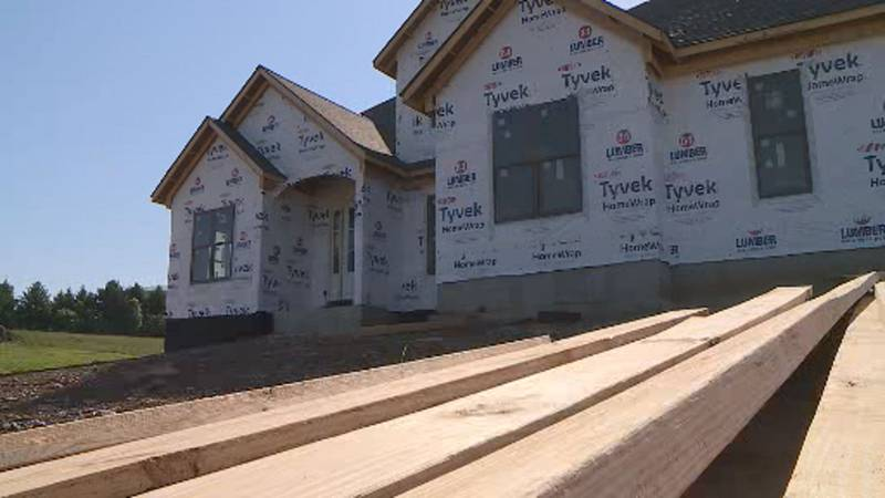 Home sales in Central Kentucky continue to rise.