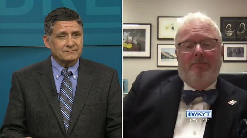 WATCH The Breakdown | Sam Dick interviews Lexington attorney Scott White