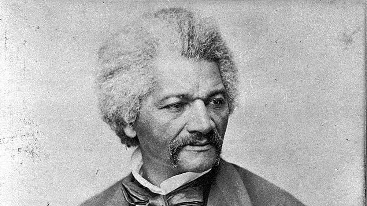 Frederick Douglass. (Library of Congress)
