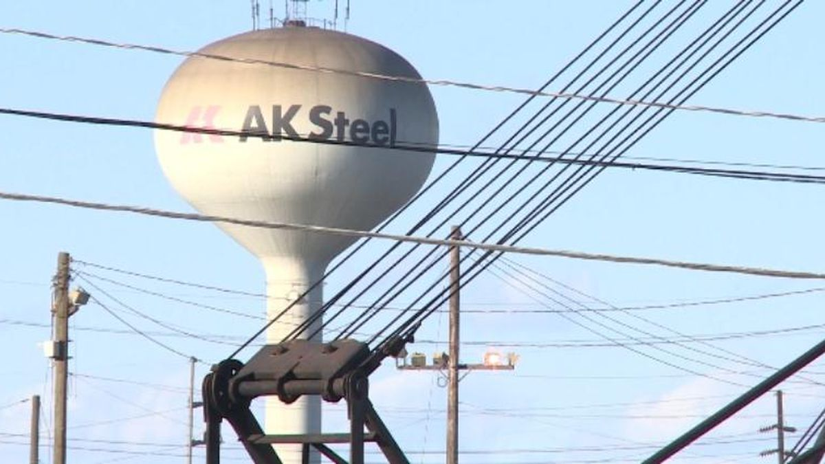 One of the strategic and financial benefits of the merger could bring new life to AK's now idle Ashland location. (WSAZ)