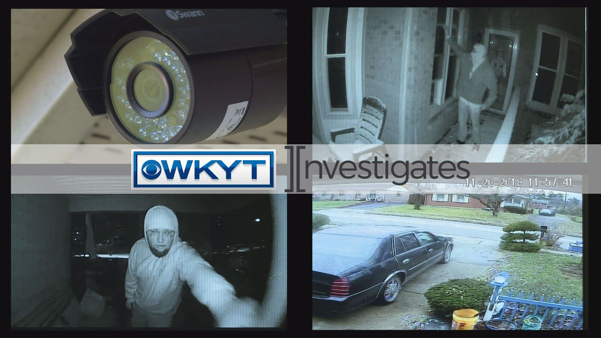 More and more homeowners are adding security cameras. Lexington police say it helps them solve property crimes. (WKYT)