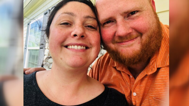 Autumn Reccius said she planned to get the vaccine with her husband, but decided against it at...