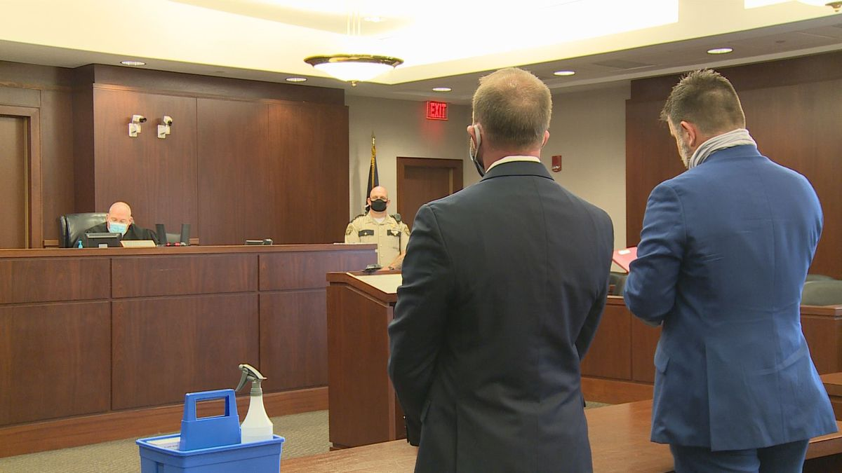 Kentucky state representative Robert Goforth is facing domestic violence charges stemming from an incident involving his wife back in April.