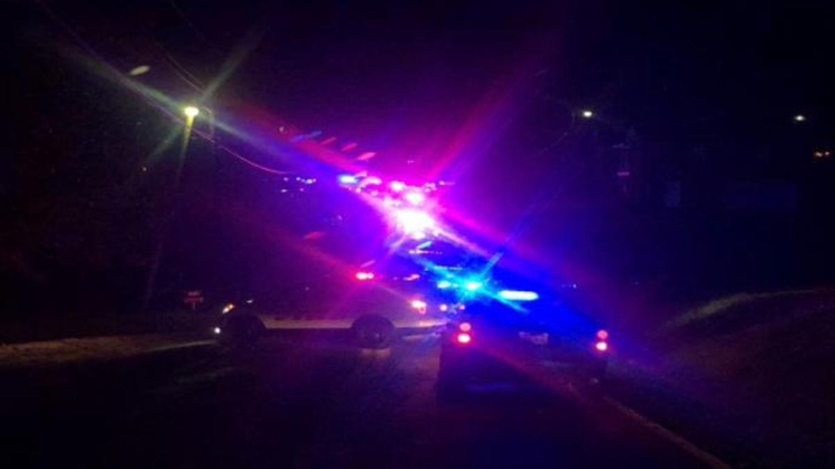 Two Cabell County Sheriff's deputies were shot Wednesday evening along Blue Sulphur Road in the Ona area. (WSAZ)